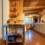 bed-and-breakfast-jackson-hole-Kitchen-Cart